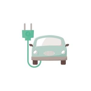 רכב המונע על חשמל